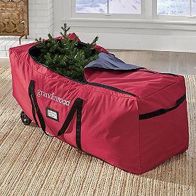 Rolling Tree Storage Bag