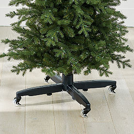 Rolling Christmas Tree Stand