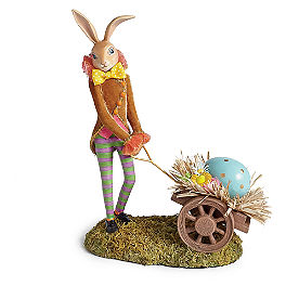Cottontail Figure, Grant