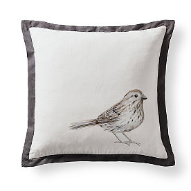 Sparrow Pillow
