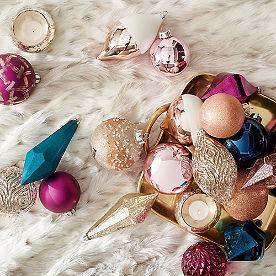 Sugarplum Ornaments, Set of 20