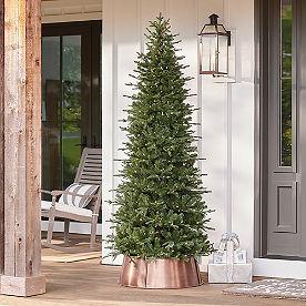 Pre-lit Porch Tree