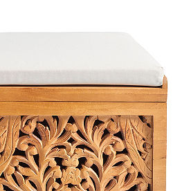 Marisol Storage Bench Cushion