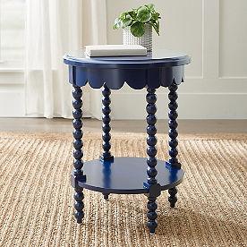 Gracie Bobbin Side Table
