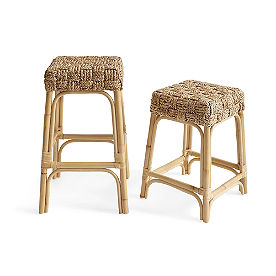 Witmer Woven Bar & Counter Stool