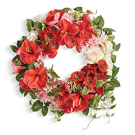 Summer Heat Wreath