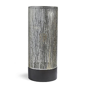 Willow Laser Cut Metal Lamp