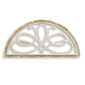 Sussex Arch Carved Wall Decor
