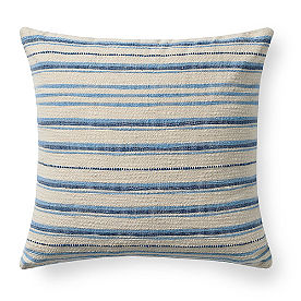 Charlie Woven Pillow, Sriped