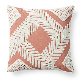 Millie Embroidered Pillow
