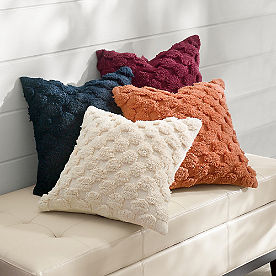 Tufted Dot Pillow