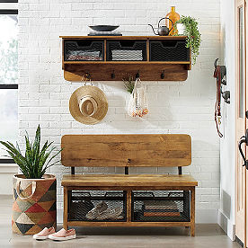 Parker Entryway Bench