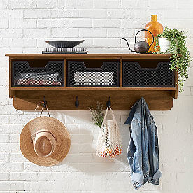 Parker Entryway Shelf