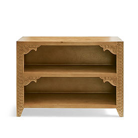 Marisol Low Bookcase