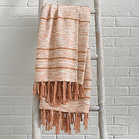 Zoey Fringe Throw