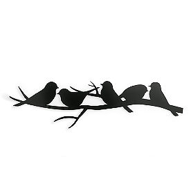 Birds On Branch Wall Art
