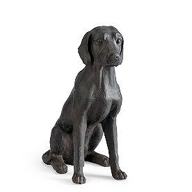 Labrador Garden Statue