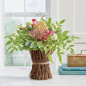 Farmhouse Floral Arrangement