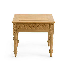 Sentani Teak Side Table
