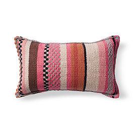 Woven Stripe Pillow