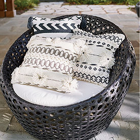 Mendoza Outdoor Pillows