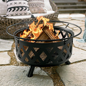 Burlington Fire Pit