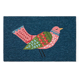 Partridge Door Mat