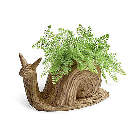 Simon the Snail Planter
