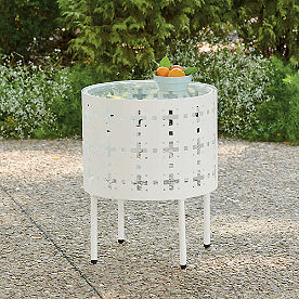 Vogue Metal Side Table