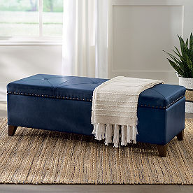 Silas Storage Bench