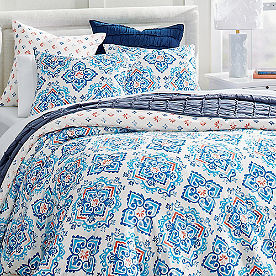Gianna Medallion Duvet