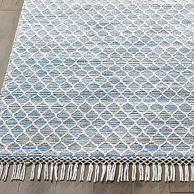 Santee Diamond Handwoven Outdoor Rug