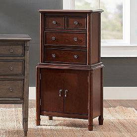 Lennox Tall Dresser