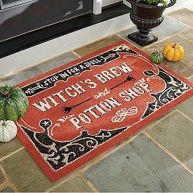 Witch's Brew Door Mat