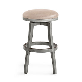 Ellis Backless Swivel Bar & Counter Stool