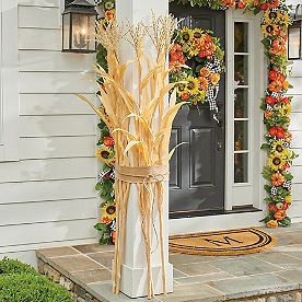 Corn Stalk Bundle, Set of Three