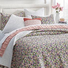 Ileana Floral Quilt