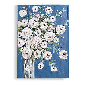 Garden Rose Bouquet Art