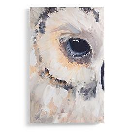 Milton Owl Art