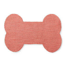 Bone Shaped Door Mat