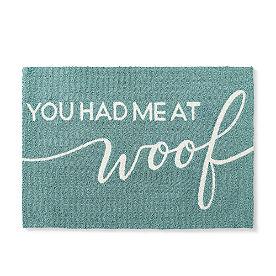 Woof Expression Mat