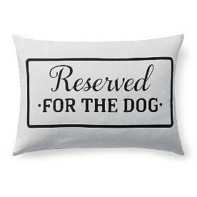 Reserved Pillow