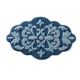 Delaney Tufted Bath Mat