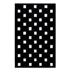 Tufted Dot Rug