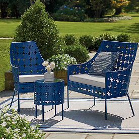 Vogue Metal Furniture Sets