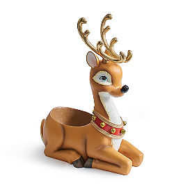 Riley Reindeer Planter
