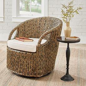 Saybrook Swivel Chair