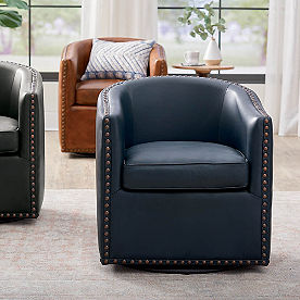 Augusto Swivel Chair
