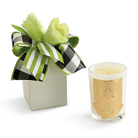 Lux Everyday Candle, Lime Blossom
