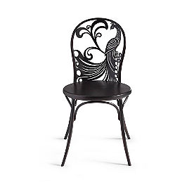 Peacock Bistro Chair